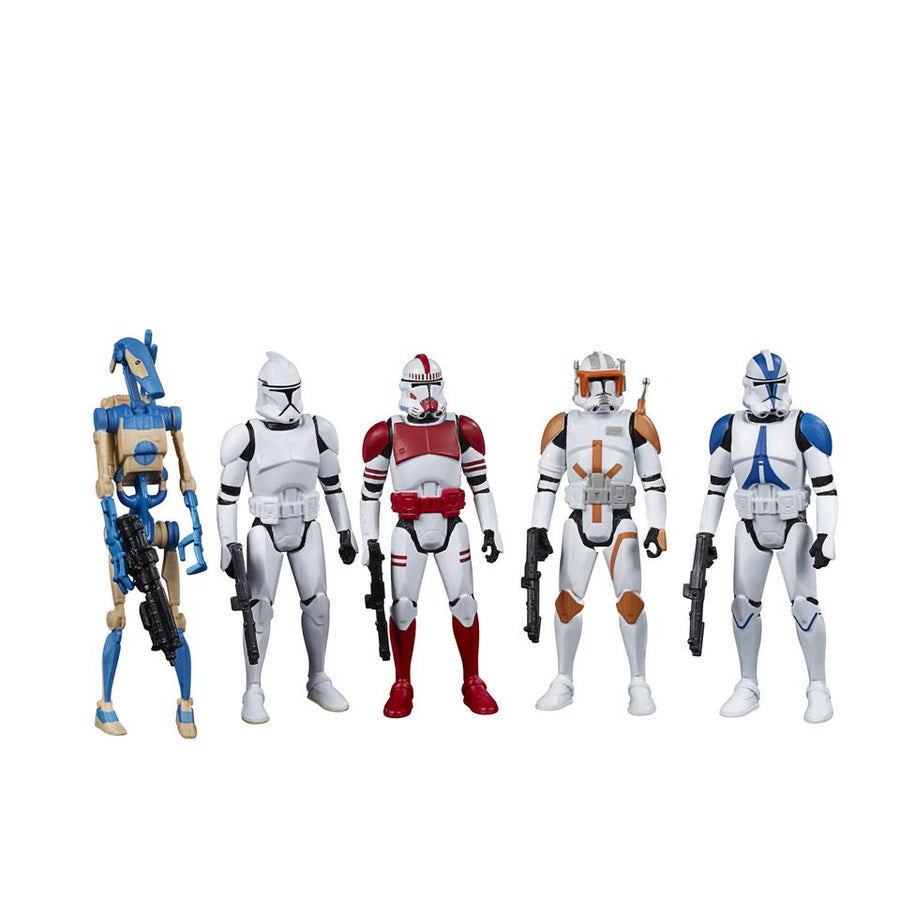 Star Wars Celebrate The Saga Galactic Republic Action Figure 5 Pack 3.75 Inch Pre-Order