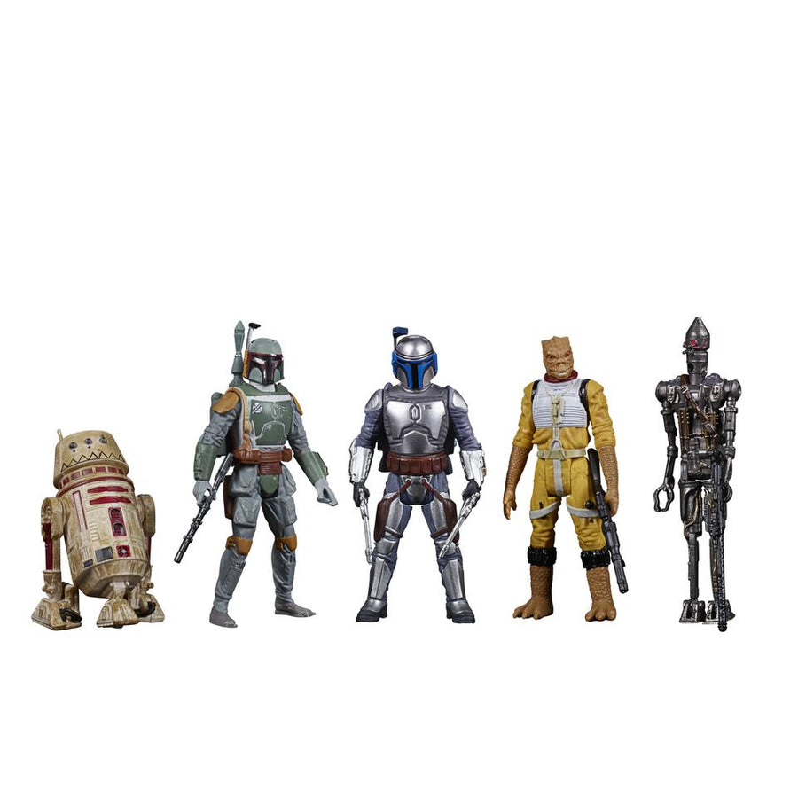 Star Wars Celebrate The Saga Bounty Hunters Action Figure 5 Pack 3.75 Inch Pre-Order