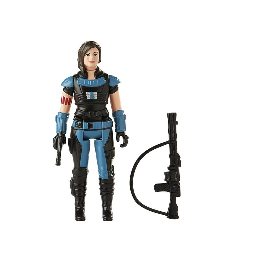 Star Wars The Retro Collection The Mandalorian Cara Dune Action Figure Pre-Order