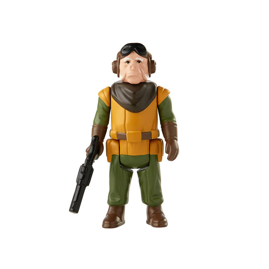 Star Wars The Retro Collection The Mandalorian Kuill Action Figure Pre-Order