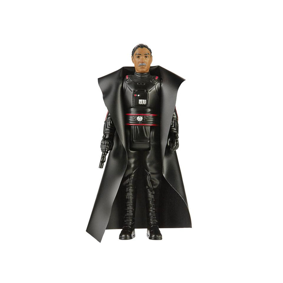 Star Wars The Retro Collection The Mandalorian Moff Gideon Action Figure Pre-Order