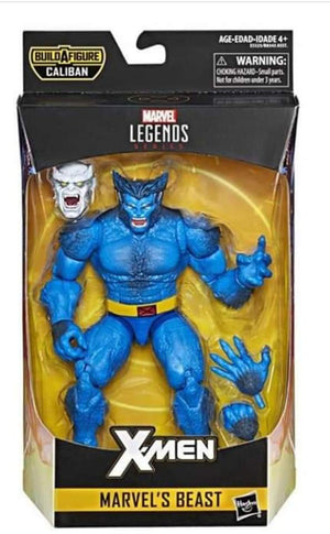 Marvel Legends X-Men Series Beast Action Figure Coming Soon