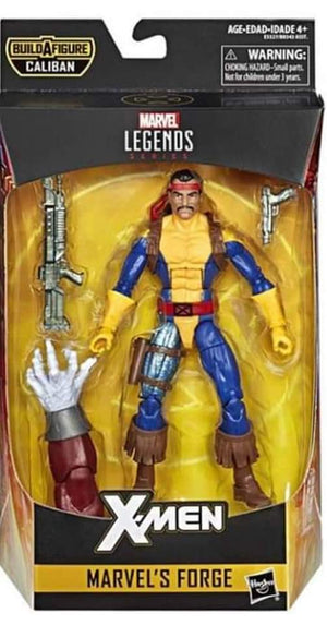 Marvel Legends X-Men Series Forge Action Figure Coming Soon