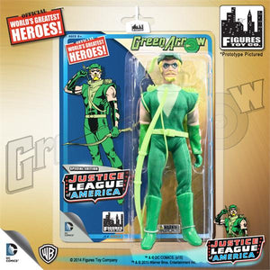 DC Retro Mego Kresge Style Justice League Green Arrow Action Figure - Action Figure Warehouse Australia | Comic Collectables