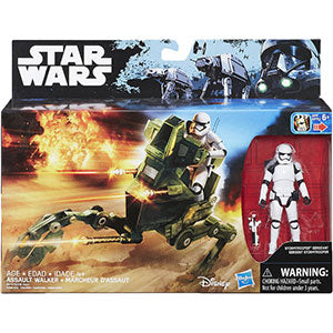 Star Wars Rogue One Assault Walker Vehicle 3.75 Inch Action Figure