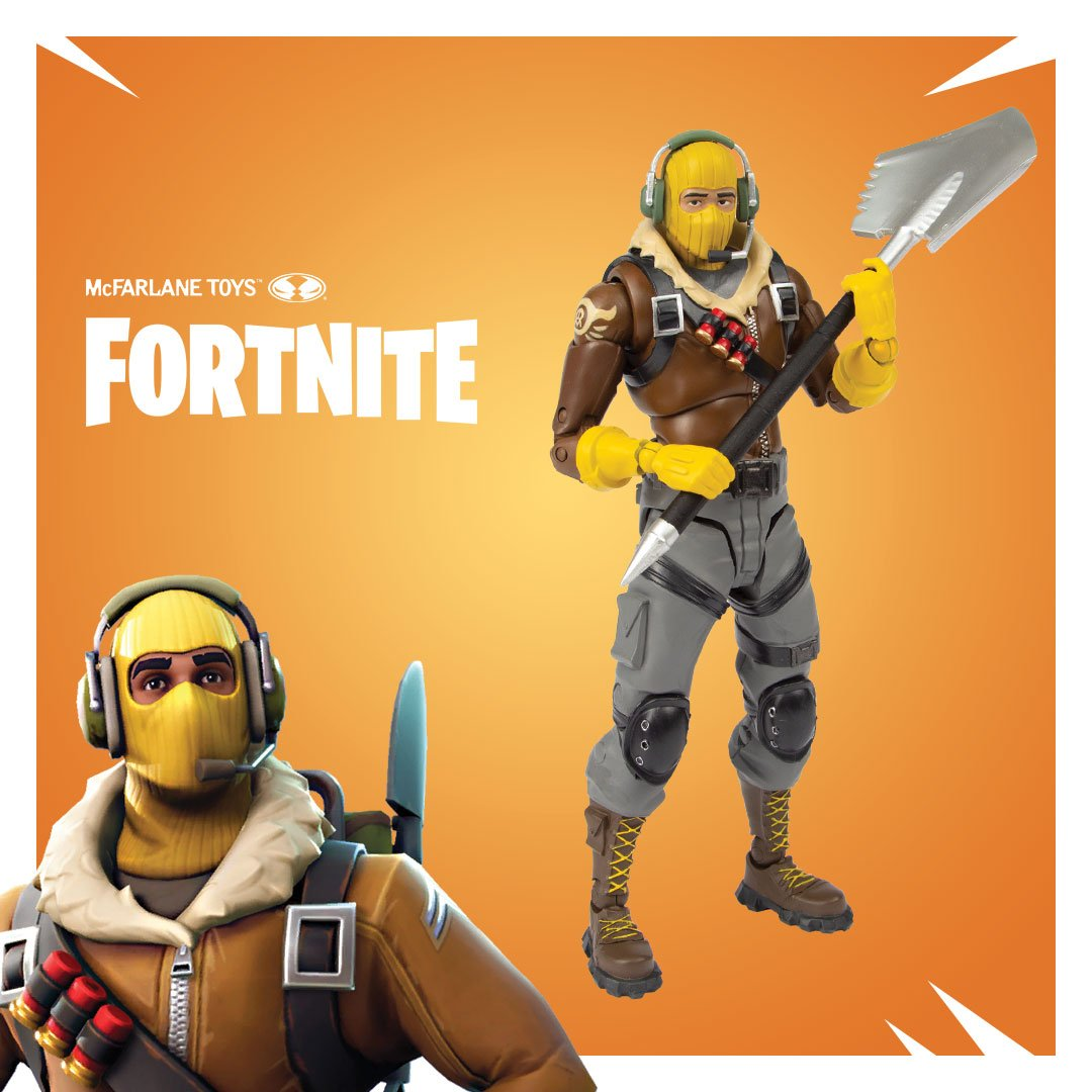 Fortnite Raptor 7 Inch Action Figure Pre Order The Little Toy Company
