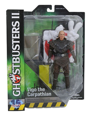 Ghostbusters 2 Diamond Select Vigo the Capathian Series 6 Action Figure