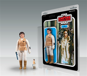 Star Wars Gentle Giant Vintage ESB Jumbo Hoth Princess Leia Kenner Action Figure