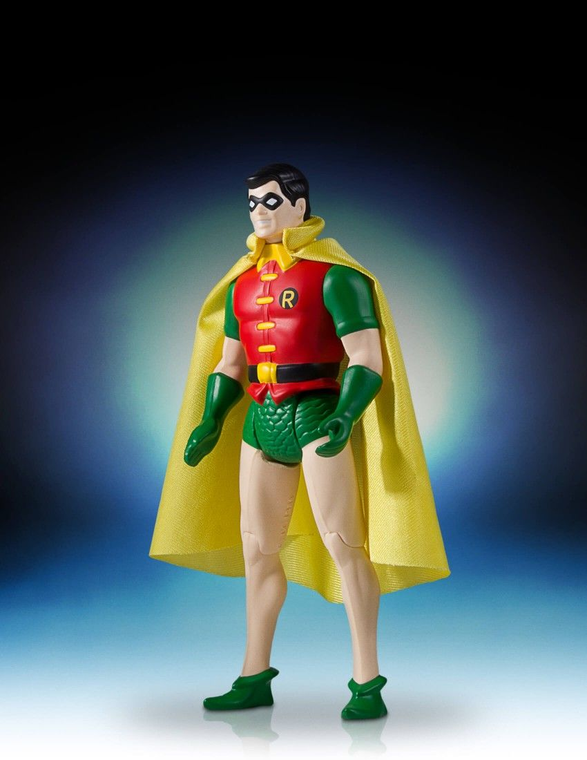 DC Gentle Giant Super Powers Vintage Jumbo Robin Action Figure