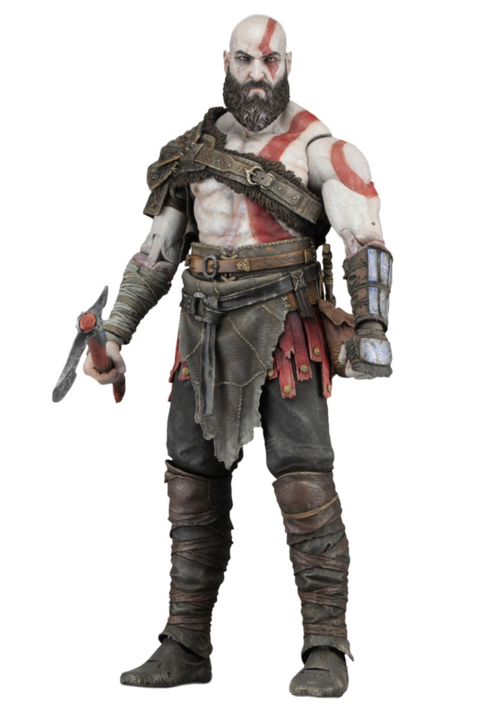 God Of War Neca Kratos 7 Inch Action Figure