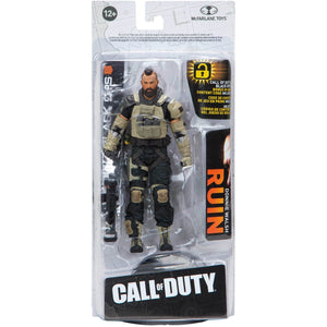 Call of Duty Black OPS Donnie Ruin Walsh Action Figure - Action Figure Warehouse Australia | Comic Collectables