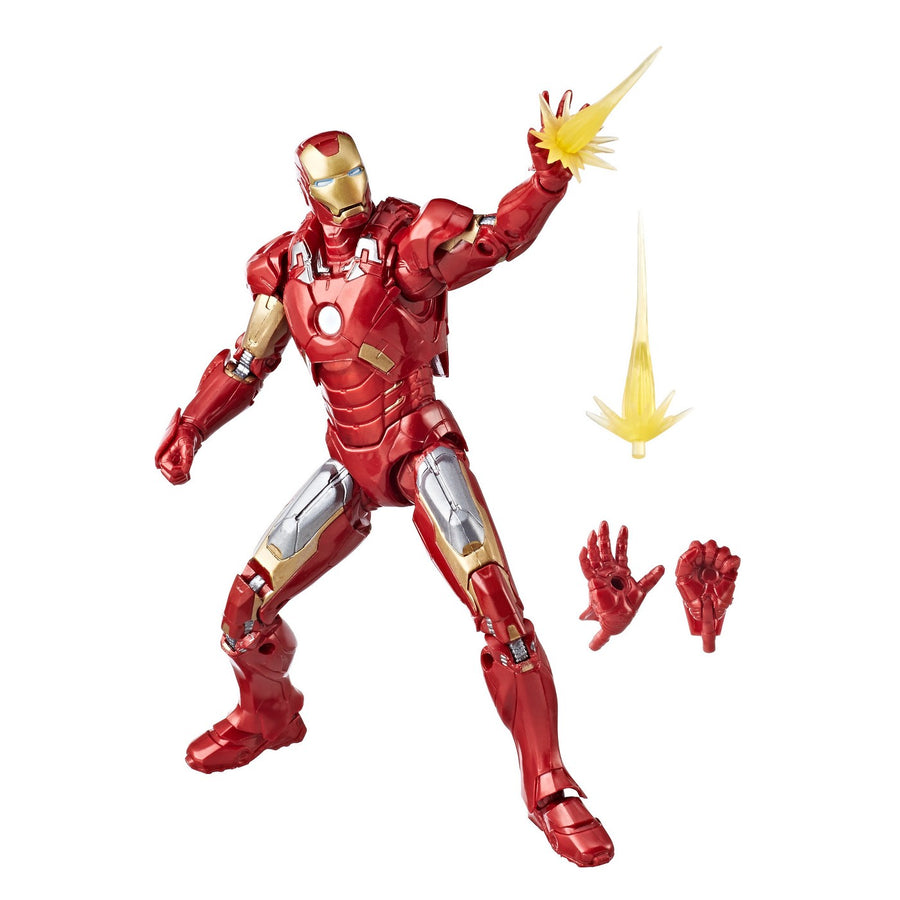 Marvel Legends Marvel Studios Iron Man Mark VII Action Figure