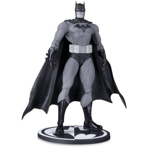 DC Batman Black and White Series Jim Lee Batman Action Figure #2 - Action Figure Warehouse Australia | Comic Collectables