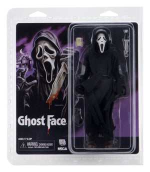 Scream Neca Ghostface 8 Inch Clothed Action Figure