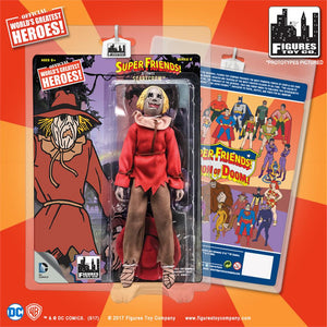 DC Retro Mego Kresge Style Super Friends Scarecrow Series 5 Action Figure - Action Figure Warehouse Australia | Comic Collectables