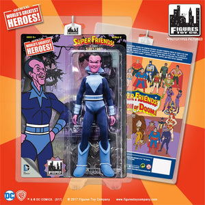 DC Retro Mego Kresge Style Super Friends Sinestro Series 5 Action Figure - Action Figure Warehouse Australia | Comic Collectables