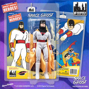 DC Hanna Barbera Retro Mego Kresge Style Space Ghost Action Figure