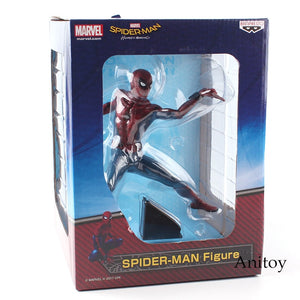Marvel Bandai Banpresto Homecoming Spider-Man Statue