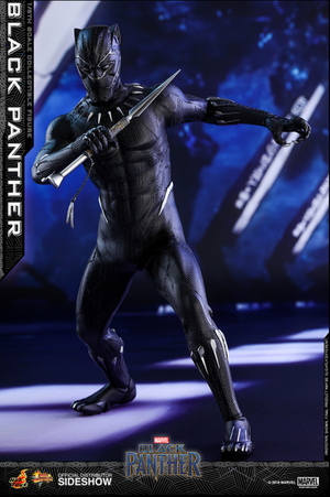Marvel Hot Toys Black Panther 1:6 Scale Action Figure HOTMMS470 Pre-Order
