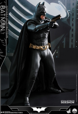 DC Hot Toys Batman Begins Batman 1:4 Scale Action Figure HOTQS009 Pre-Order - Action Figure Warehouse Australia | Comic Collectables