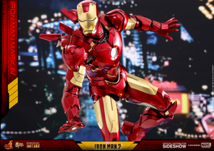 Marvel Hot Toys Iron Man 2 Mark IV 1:6 Scale Action Figure HOTMMS461D21 Pre-Order