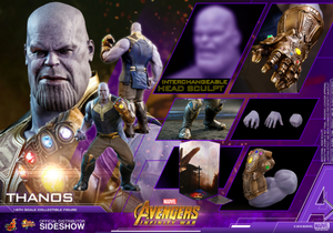 Marvel Hot Toys Infinity War Thanos 1:6 Scale Action Figure HOTMMS479