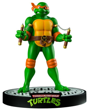 Teenage Mutant Ninja Turtles Ikon Collectibles Michaelangelo 1:6 Scale Statue