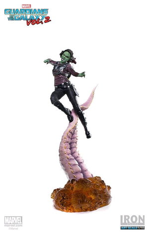 Marvel Iron Studios Guardians of the Galaxy Vol 2 Gamora 1:10 Scale Statue