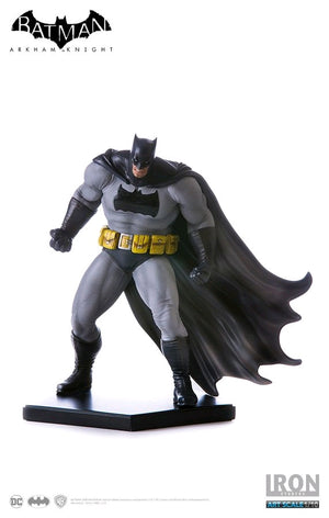 DC Iron Studios Arkham Knight Batman Dark Knight 1:10 Scale Statue