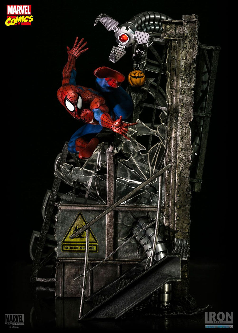 Marvel Iron Studios Spider-Man 1:4 Scale Statue
