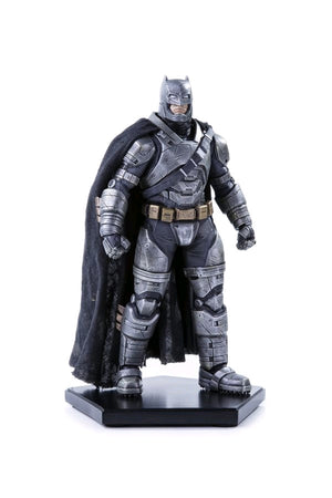 DC Iron Studios Batman v Superman Armored Batman 1:10 Scale Statue