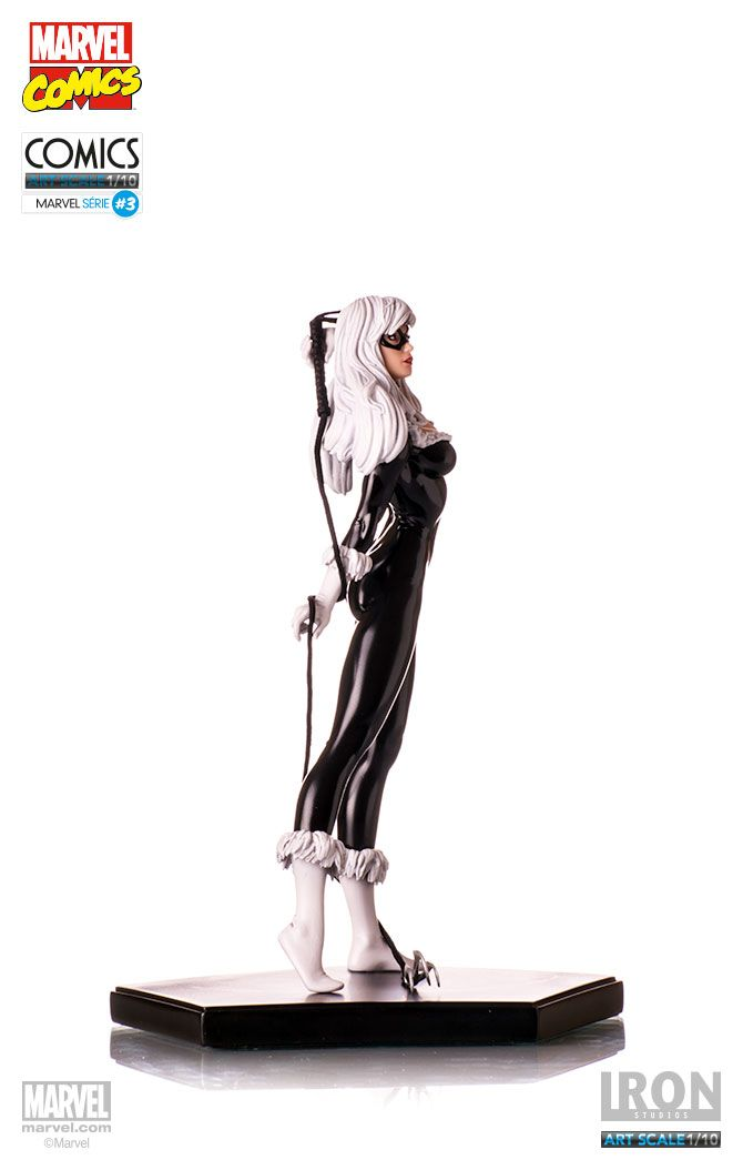 Marvel Iron Studios Black Cat 1:10 Scale Statue