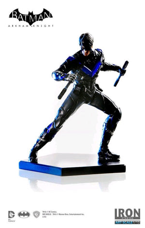 DC Iron Studios Arkham Knight Nightwing 1:10 Scale Statue