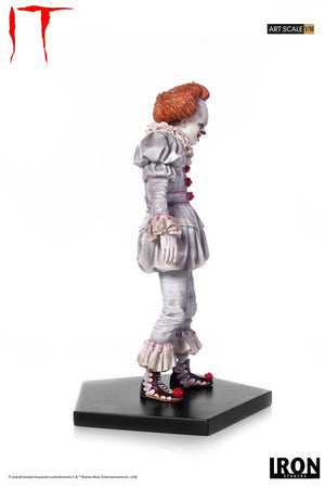 IT Iron Studios Pennywise 2017 1:10 Scale Statue