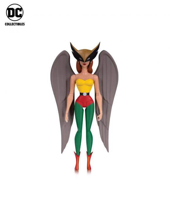 DC Justice League The Animated Series Hawkgirl Action Figure Pre-Order