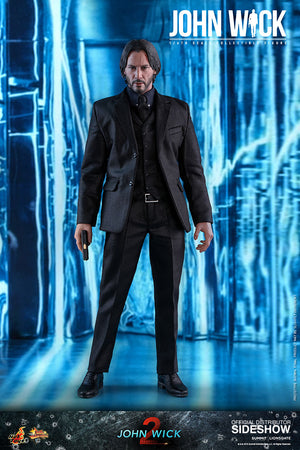 John Wick Hot Toys John Wick 2 1:6 Scale Action Figure HOTMMS504 Pre-Order