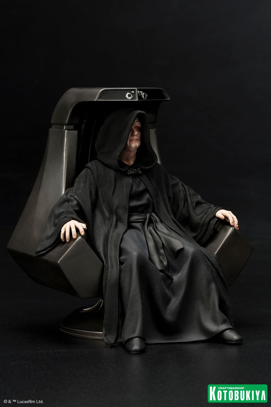 Star Wars Kotobukiya Artfx+ The Emperor 1:10 Scale Statue 2nd Edition Pre-Order