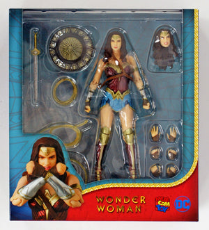 DC Mafex Wonder Woman Action Figure #48 - Action Figure Warehouse Australia | Comic Collectables