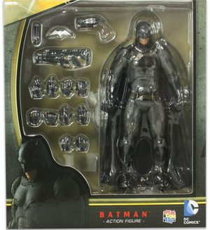 DC Mafex Batman V Superman Batman Action Figure #17 - Action Figure Warehouse Australia | Comic Collectables
