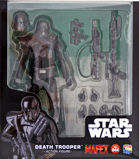 Star Wars Mafex Rogue One Death Trooper Action Figure #44