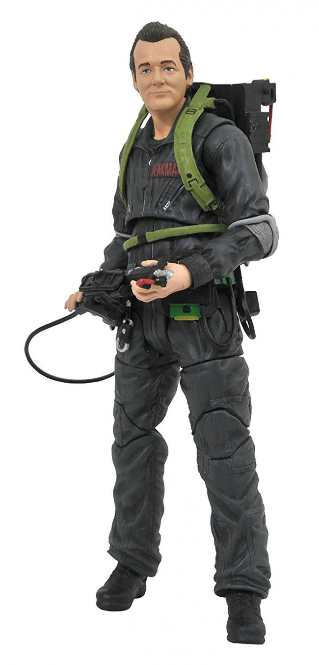 Ghostbusters 2 Diamond Select Peter Series 8 Action Figure