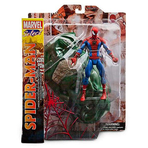 Marvel Diamond Select Spider-Man Action Figure