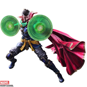 Marvel Square Enix Play Arts Kai Doctor Strange Action Figure