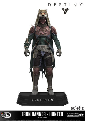Destiny Iron Banner Hunter Action Figure - Action Figure Warehouse Australia | Comic Collectables