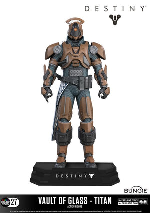 Destiny Vault of Glass Titan Action Figure - Action Figure Warehouse Australia | Comic Collectables