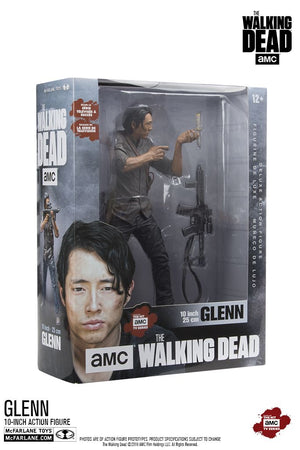 The Walking Dead TV Series Glen 10 Inch Action Figure