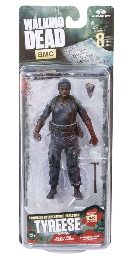 The Walking Dead TV Series 8 Exclusive Tyresse Action Figure