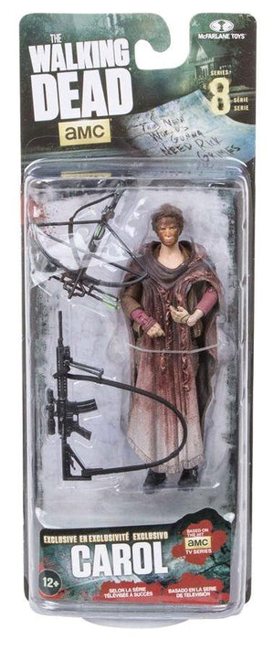 The Walking Dead TV Series 8 Exclusive Carol Peletier Action Figure