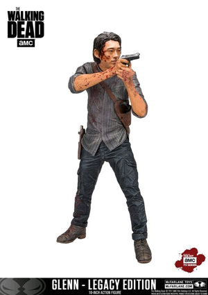 The Walking Dead TV Series Glen Legacy Edition 10 Inch Action Figure