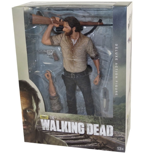 The Walking Dead Tv Series 10 Inch Rick Grimes